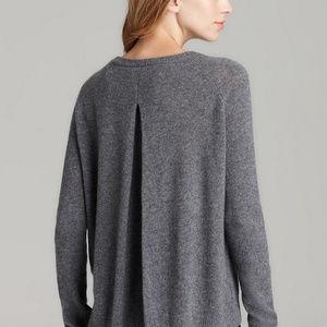 360 cashmere beige sweater medium